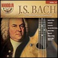 J.S. Bach: Mandolin Play-Along Volume 4