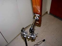 Homemade Walk Up Electric Bass Stand
