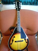 Info About Dixon Mandolin