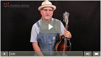 Peghead Nation Launches Mike Compton's Monroe-Style Mandolin Courses