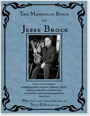 The Mandolin Style of Jesse Brock