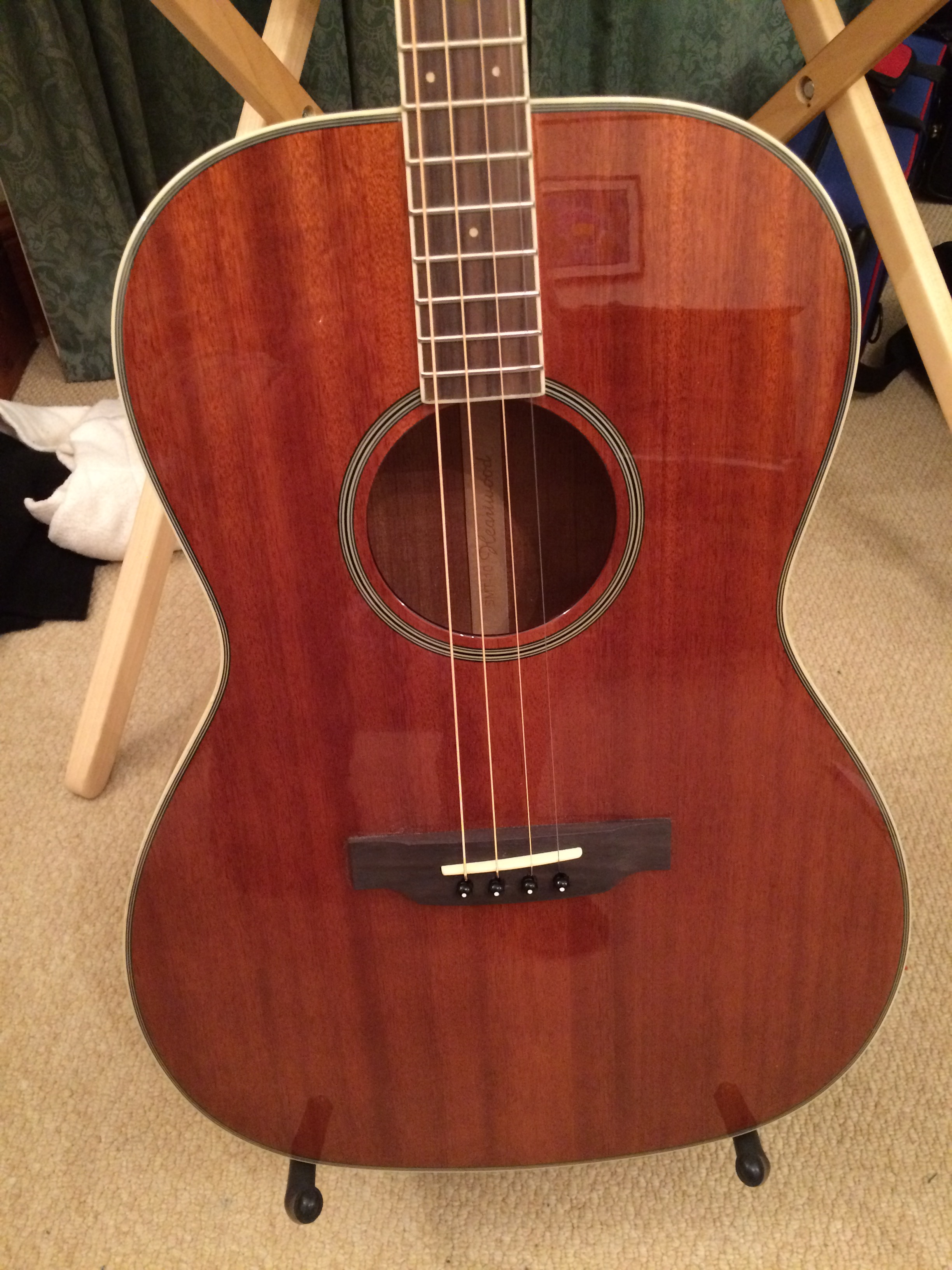 New Heartwood Smt 10 Tenor Guitar