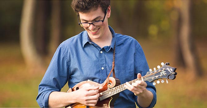 Mandolin Mondays - An Interview with David Benedict