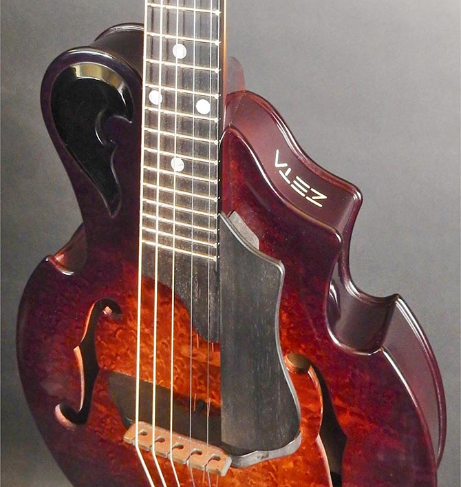 Introducing the ZETA JM25 Mandolin