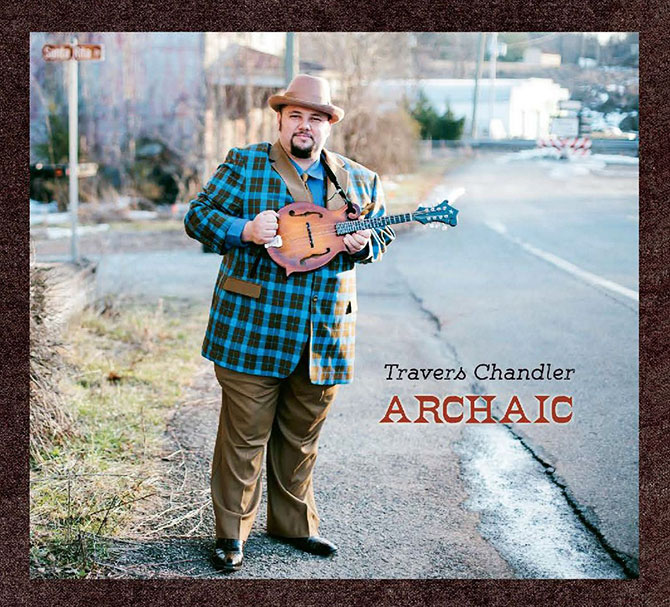 Travers Chandler - Archaic