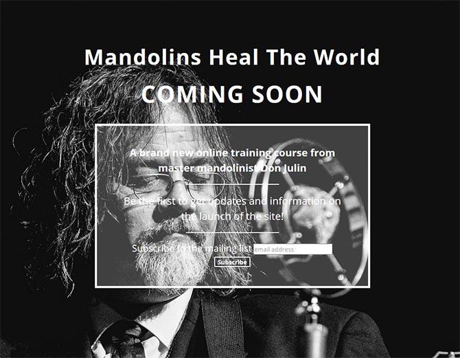 Mandolin Cafe Forum