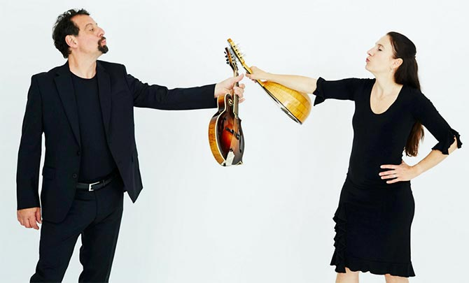 Mike Marshall, Caterina Lichtenberg