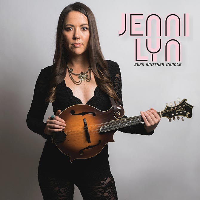 Jenni Lyn - Burn Another Candle