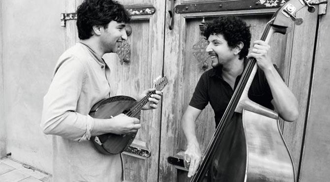 Avi Avital and bassist Omer Avital Join Forces for New Album