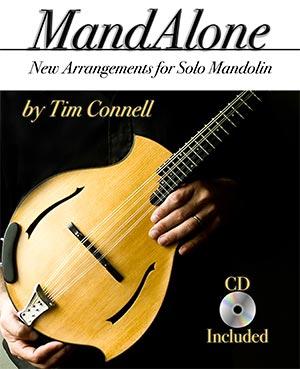 MandAlone - new arrangements for solo mandolin