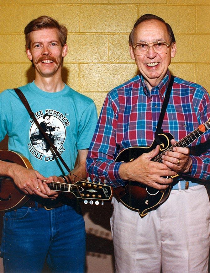 Ted Heinonen and Jethro Burns