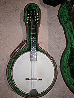 gibson banjo serial number dating