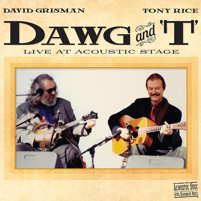 Dawg and 'T'