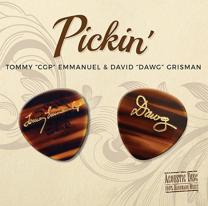 Pickin' - Tommy Emmanuel & David Grisman