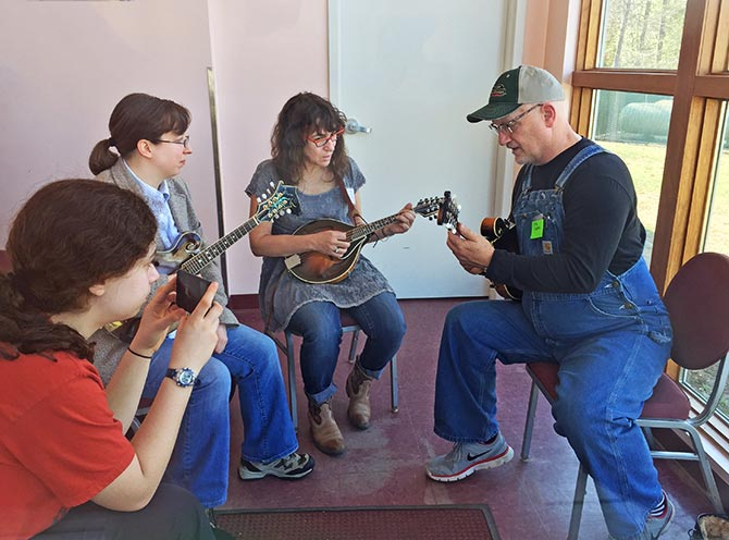 Guitar and Mandolin Camp North