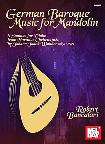 German Baroque Music for Mandolin