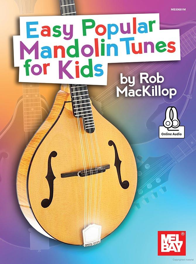 Easy Popular Mandolin Tunes for Kids