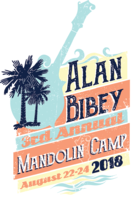 Alan Bibey Mandolin Camp 2018