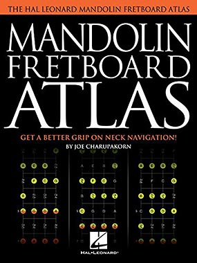 Mandolin Fretboard Atlas: Get a Better Grip on Neck Navigation