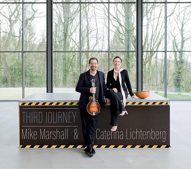 Mike Marshall & Caterina Lichtenberg - Third Journey