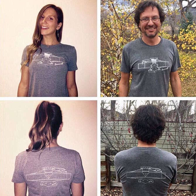 Straight Up Strings to Sell Banjo and Mandolin T-Shirts to Benefit Bluegrass