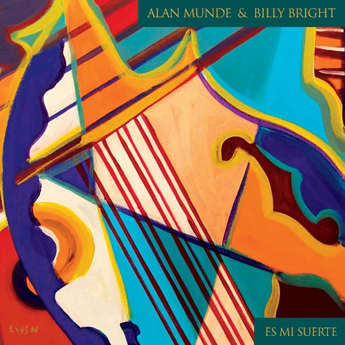 Alan Munde & Billy Bright