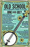 5th Annual Old School Bluegrass Camp Returns June 30 - July 5
