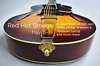 Red Hot Strings Workshop