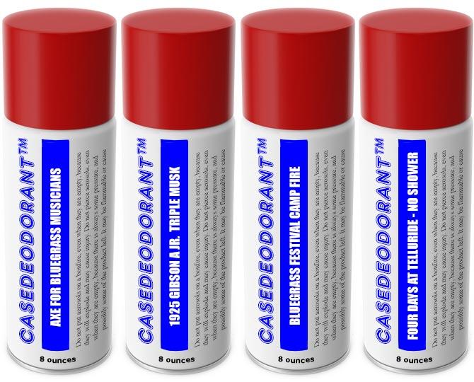 Introducing CaseDeodorant - Custom Scents for Cases