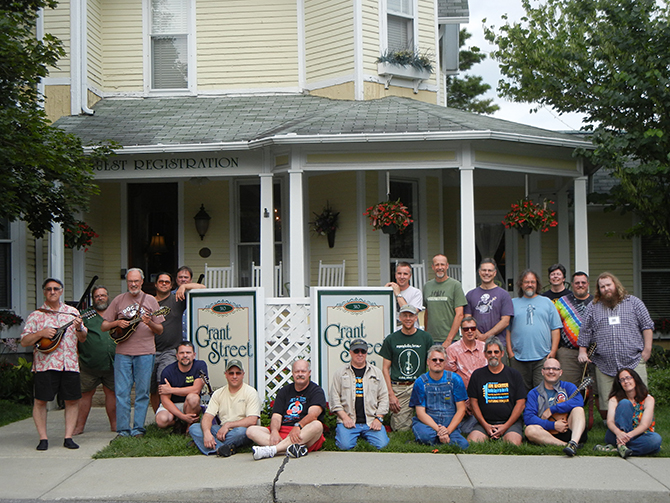 6th Annual 6th Jim Richter Mandolin Camp for the Rest of Us