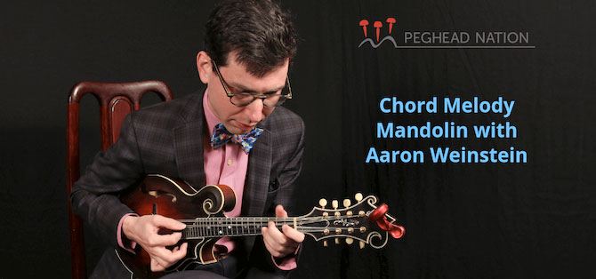 A Special Introductory Offer - Chord Melody with Aaron Weinstein