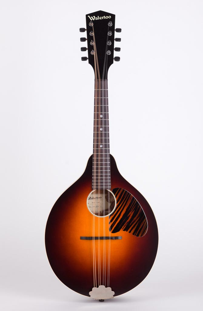 Waterloo Mandolin by Collings