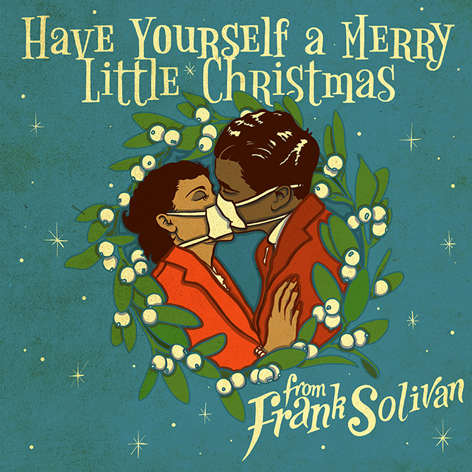 Frank Solivan - Have Yourself a Merry Little Christmas