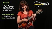 Peghead Nation Mandolin Cafe Promo - 2020 Holidays