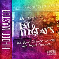 David Grisman Quartet with Svend Asmussen Live at Fat Tuesday's