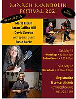 The 19th Annual May Mandolin Festival