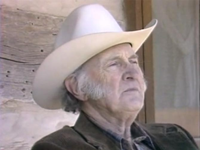 Bill Monroe Farm Interview - February 25, 1986