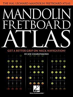 Mandolin Fretboard Atlas: Get a Better Grip on Neck Navigation