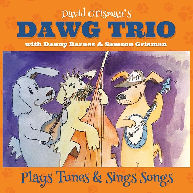 Dawg Trio Plays Tunes & Sings Songs
