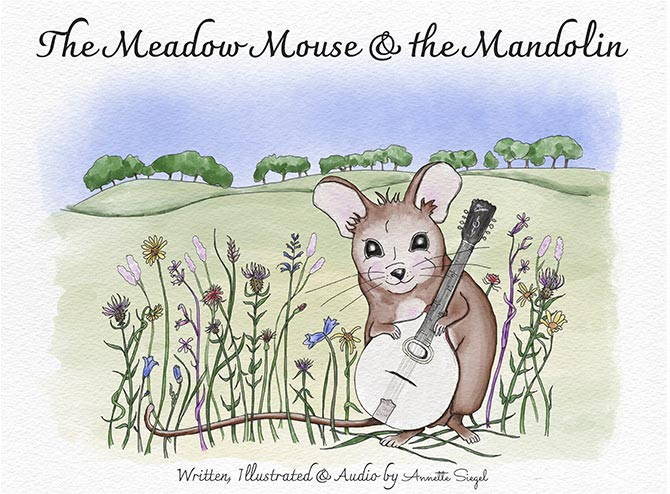 The Meadow Mouse & The Mandolin