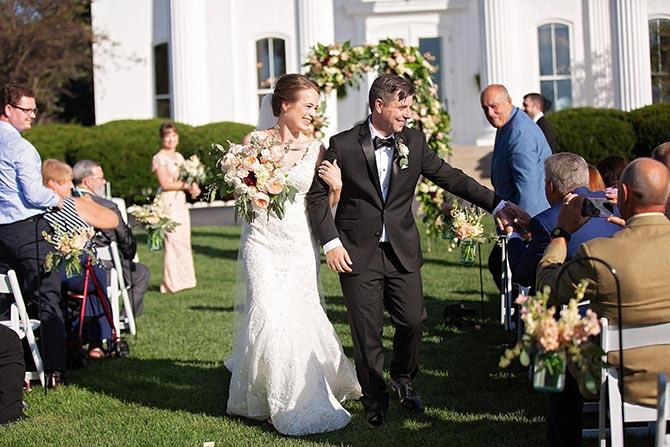 Scott Napier and Lauren Price Napier