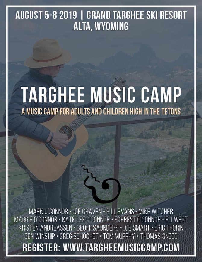 14th Annual Targhee Music Camp