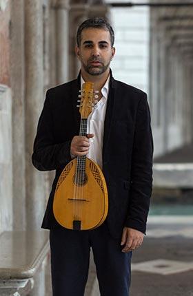 The Festival of Mandolin Chamber Music Presents Jacob Reuven