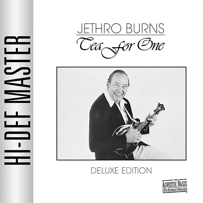 Jethro Burns Tea For One