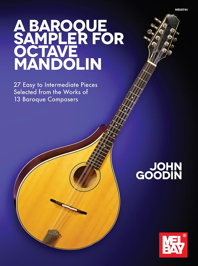 A Baroque Sampler for Octave Mandolin