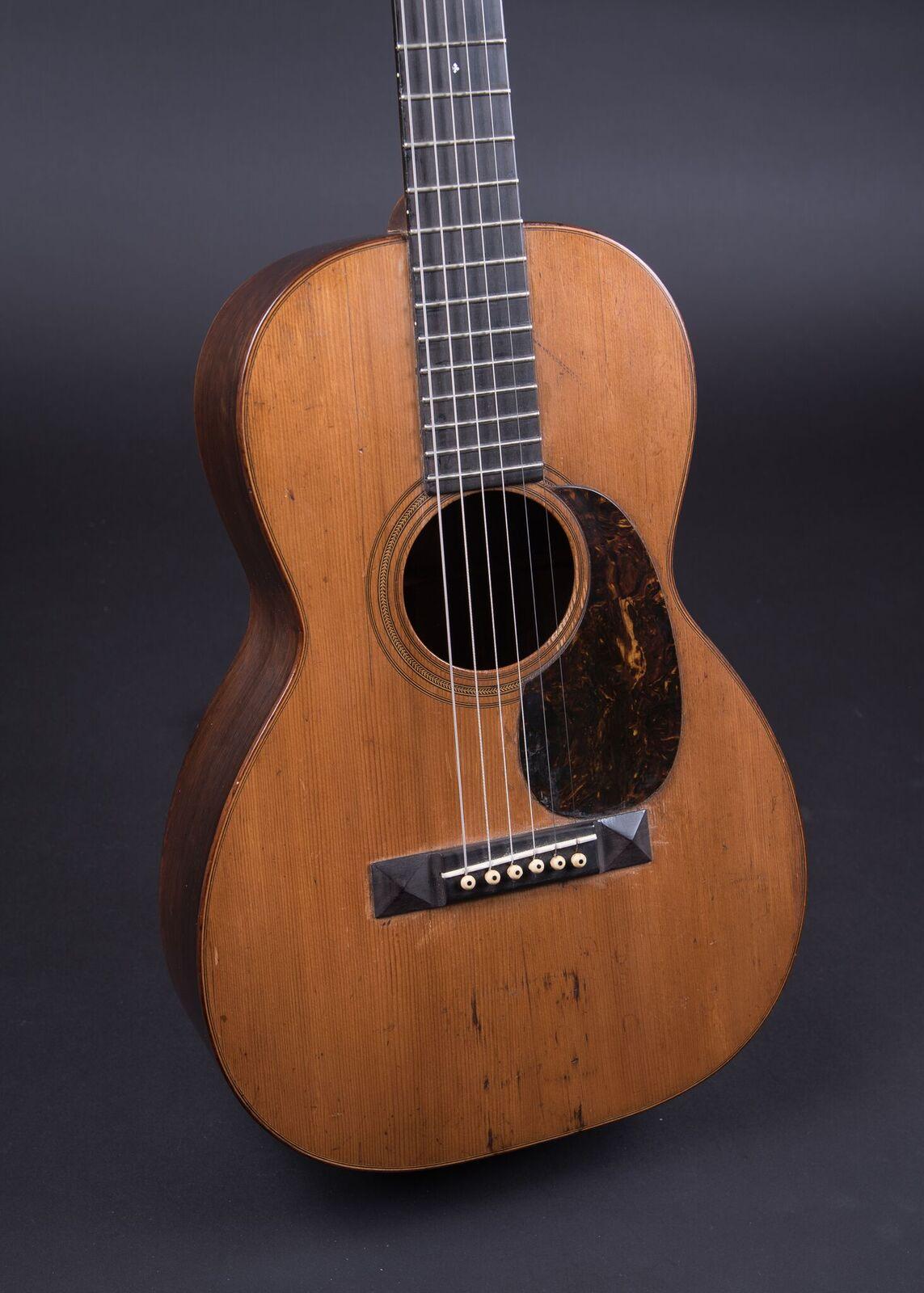 Norman Blake's 1921 Martin 0-21