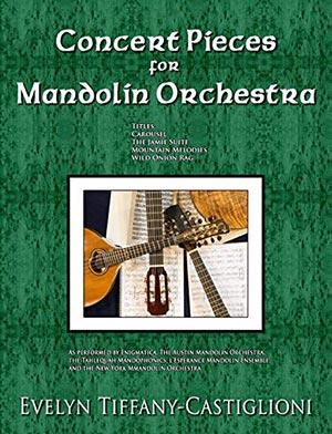 Concert Pieces for Mandolin Orchestra