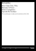Click image for larger version.  Name:How Chris Thile, Who Remade 'A Prairie Home Companion,' Spends His Sundays - The.pdf Views:177 Size:1.85 MB ID:183027