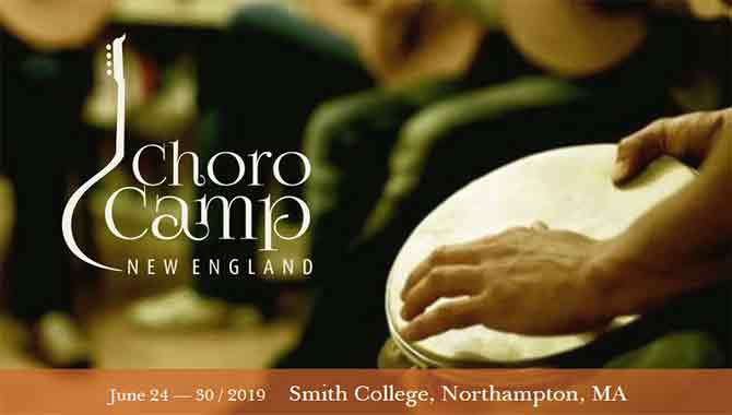 Choro Camp New England