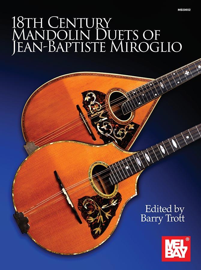 18th Century Mandolin Duets of Jean-Baptiste Miroglio